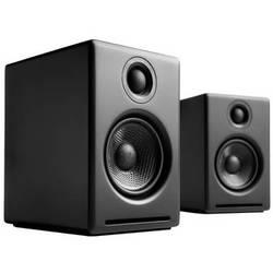 """Audioengine A2+ 2.75"""" Powered Desktop Speakers (Black)"""
