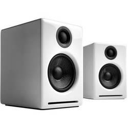 "Audioengine A2+ 2.75"" Powered Desktop Speakers (White)"