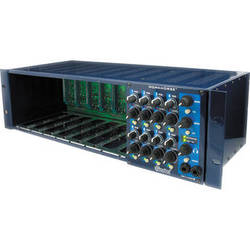 Radial Engineering 500 Series Workhorse 8-Module Rack with 8-Channel Mixer