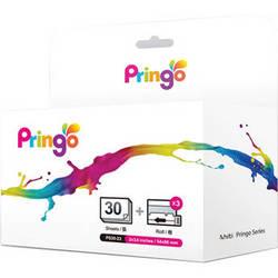 HiTi Paper and Ribbon Case for Pringo P231 Printer (30 Sheets)