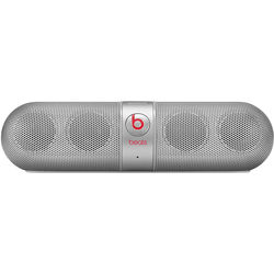 Beats by Dr. Dre pill 2.0 Portable Speaker (Silver)