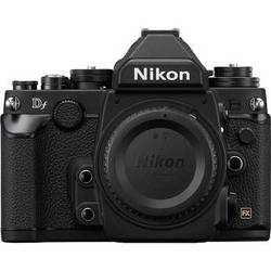 Nikon Df DSLR Camera (Body Only, Black)
