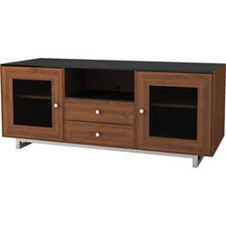"""SANUS Cadenza 61 AV Stand for TVs up to 70"""" (Natural Walnut)"""