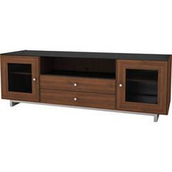 """SANUS Cadenza 75 AV Stand for TVs up to 80"""" (Natural Walnut)"""