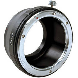 Dot Line Adapter for Nikon Lenses to Fujifilm X-Series Mirrorless Cameras