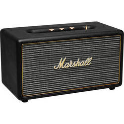 Marshall Audio Stanmore Bluetooth Speaker System (Black)