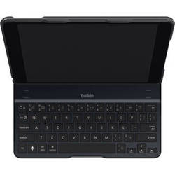 Belkin QODE Ultimate Keyboard Case for iPad Air (Black)