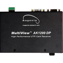 Magenta Research MultiView II AK1200DP-A Video & Audio or Transmit Only Serial UTP CATX Receiver
