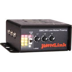 juicedLink BMC388 Blackmagic Cinema Camera Microphone Preamp