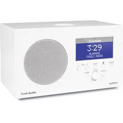 Tivoli Albergo Clock Radio (White)