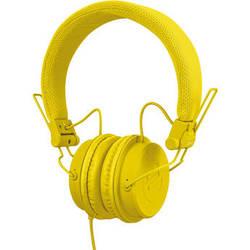 Reloop RHP-6 Series Headphones (Yellow)