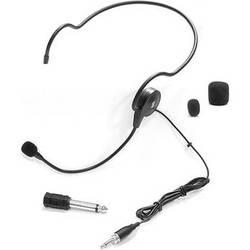 Pyle Pro Cardioid Condenser Headset Microphone with Flexible Wired Boom