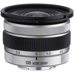 Pentax 3.8-5.9mm f/3.7-4 Zoom Lens for Q Mount Cameras