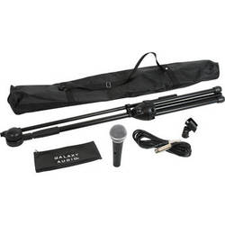 Galaxy Audio RT-66SXD Complete Microphone and Stand Kit