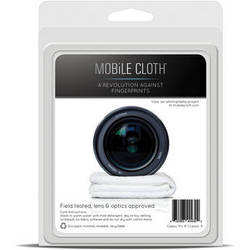 """Mobile Cloth Classic 9 x 9"""" Cleaning Cloth for iPads, Tablets, Touchscreens, & Lenses (1-Pack)"""