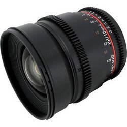 Samyang 16mm T2.2 Cine Lens for Sony E