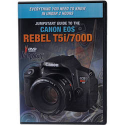 MasterWorks DVD: JumpStart Guide to the Canon EOS T5i