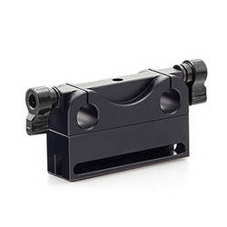 Redrock Micro microBalance QR Vertical Mounting Adapter (Black)