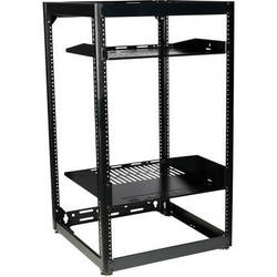 "SANUS Component Series 20U Stackable Skeleton Rack (35"")"