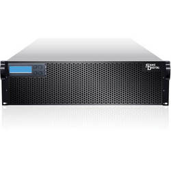 Sans Digital AccuRAID AR316F8R 3U 16-Bay 6G SAS/SATA RAID 6 Array