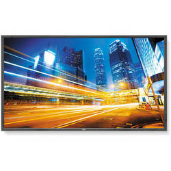 "NEC P463 46"" LED Backlit Professional-Grade Large Screen Display"