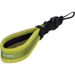 PRO TEC Neoprene Camera Wrist Strap (Tea Green)