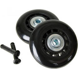 PRO TEC Replacement In-Line Skate Wheels (Set of 2)