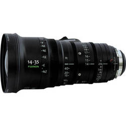 Fujinon 14-35mm T2.9 Cabrio Premier PL Lens (ZK2.5x14)