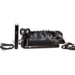 Que Audio Q 210 Hybrid Shotgun Microphone Kit