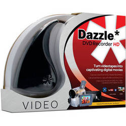 Pinnacle Dazzle DVD Recorder HD - Video Input Adapter - USB 2.0