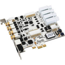 ESI Juli&#64 XTe 4-In, 4-Out PCIe Audio Interface with Swappable I/O Socket