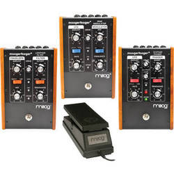 Moog Moogerfooger All-in-One with MF-101, MF-102 & MF-103 (Black)