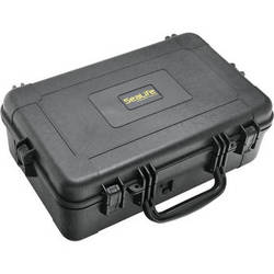SeaLife Deluxe Waterproof Hard Case for DC1400 Camera Maxx Duo Set