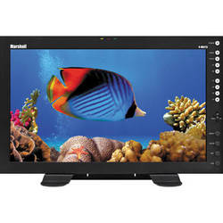 """Marshall Electronics V-MD173DT 17.3"""" LED LCD Monitor with Desktop Stand"""