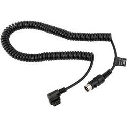 Bolt CZ2 HV Locking Flash Power Cable for Select Canon Flash Units