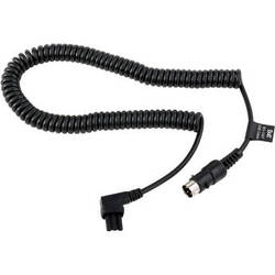 Bolt CKE2 HV Locking Flash Power Cable for Select Nikon Flash Units