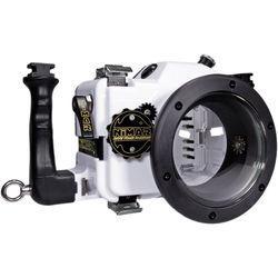 Nimar Underwater Housing for Nikon D7100 DSLR Camera without Lens Port