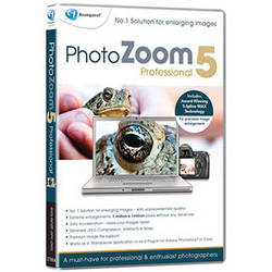 Avanquest PhotoZoom Pro 5 for Windows