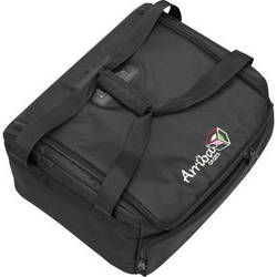 Arriba Cases AC-417 DJ Lighting Case (Black)