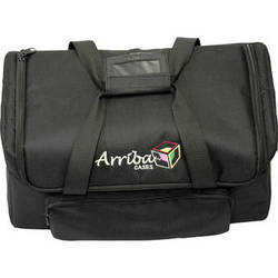 Arriba Cases AC-420 DJ Lighting Case (Black)