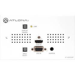 Atlona AT-HDVS-TX-WP HDMI and VGA/Audio to HDBaseT Wall Plate Transmitter