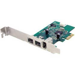 StarTech 3-Port FireWire 800/400 (1394b/a) PCIe Card Adapter