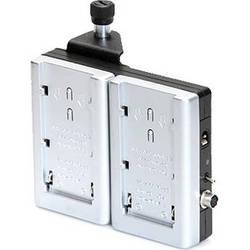 Transvideo 23W SmartDV Battery Back for 2 JVC BNV-428U/480U Batteries