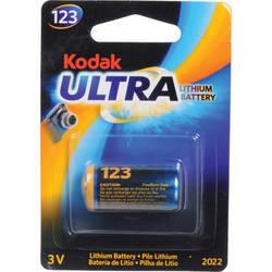 Kodak 123LA Lithium Battery (3V)
