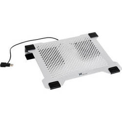 Xcellon Notebook Cooler Stand (Silver)