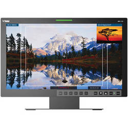 """Wohler RMT-173-TT 17"""" LCD Production Monitor with 3G-SDI & HDMI (Table Top)"""