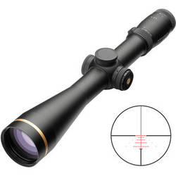 Leupold 4-24x52 VX-6 Riflescope (Illuminated Varmint Hunter)