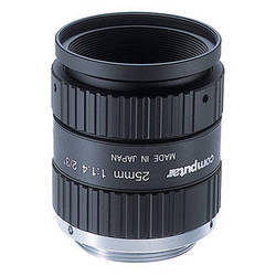 """Arecont Vision M2514-MP  Computar  2/3"""" C Mount 25mm f/1.4 Lens for Megapixel Camera"""