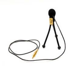 Microphone Madness Mini-Tripod Mono Omni-Directional Microphone