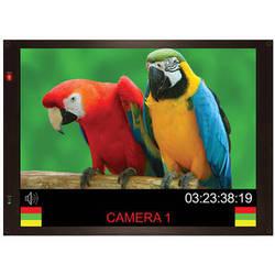 "Marshall Electronics V-R1041-IMD-3G 10.4"" 4RU Rackmount LCD Monitor Set"